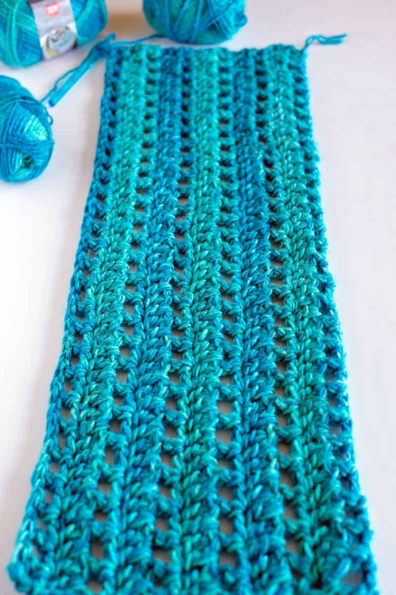 Quick And Easy Crochet Cowl Scarf W Fringe Scattered Thoughts Of