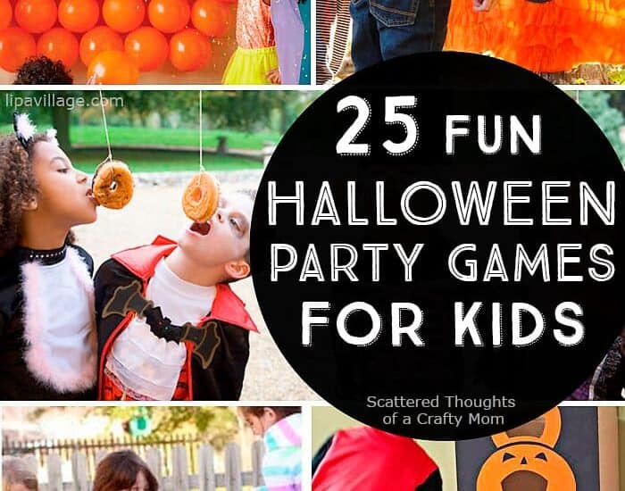 25 Fun Halloween Party Games for Kids