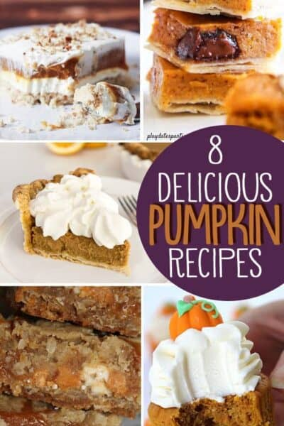 8 Tried and True Delicous Pumpkin Recipes
