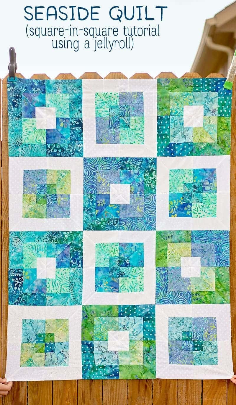 Square Quilt Patterns Simple Decorating Ideas