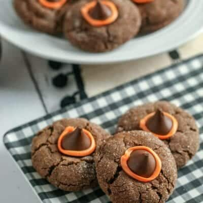 Witch Hat Cookies – Perfect for Halloween