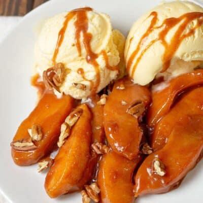 Amazing Stovetop Cinnamon Apple Recipe