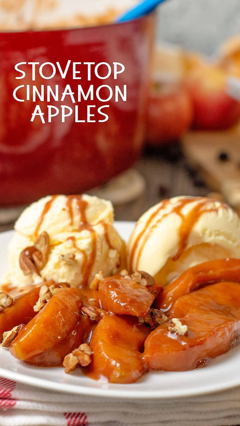 cinnamon apple recipe