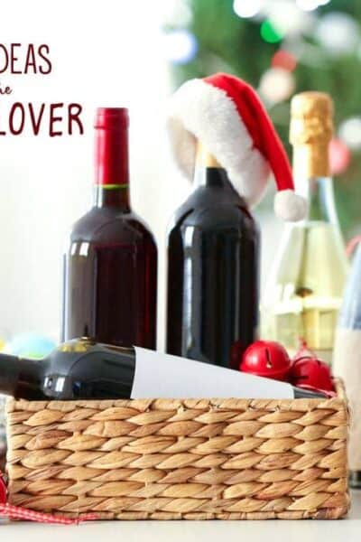 Gifts for Wine Lovers (+ How to Save Money on all your Holiday Shopping)
