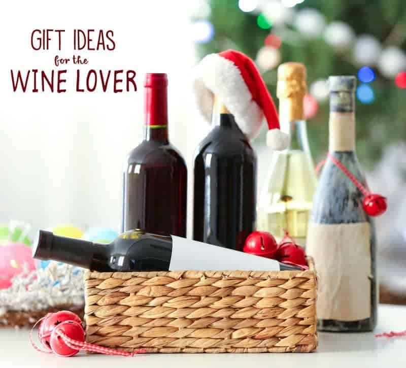 Gift Ideas for the Wine lover & Holidday Gift Giving - Gift Ideas for the Wine Lover
