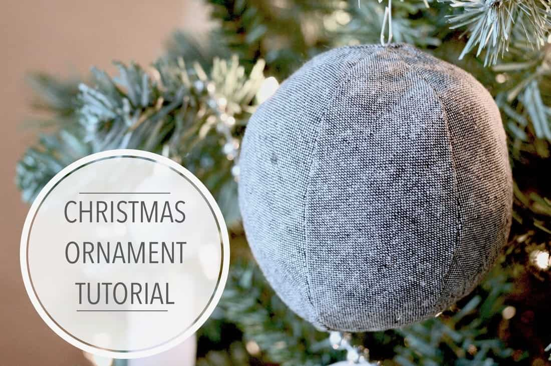 free christmas ornament patterns, plus 37 more cute things to sew for Christmas