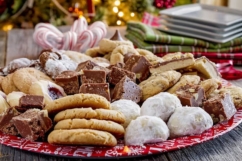 how to host a Cookie swap - Christmas Cookie Exchange