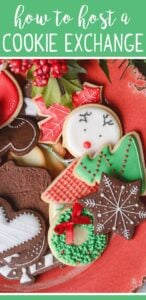 How to host a Christmas Cookie Exchange.