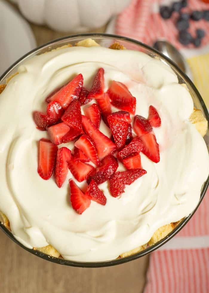 Strawberry Trifle Recipe: