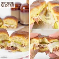 Spicy Cuban Sliders