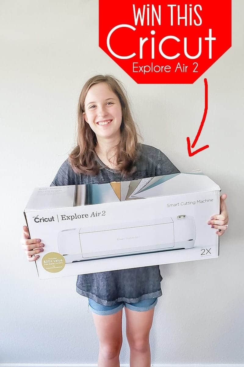 win this Cricut