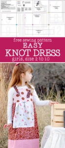 pdf knot dress pattern free