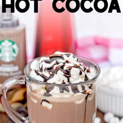 Easy Homemade Hot Cocoa Recipe for Two