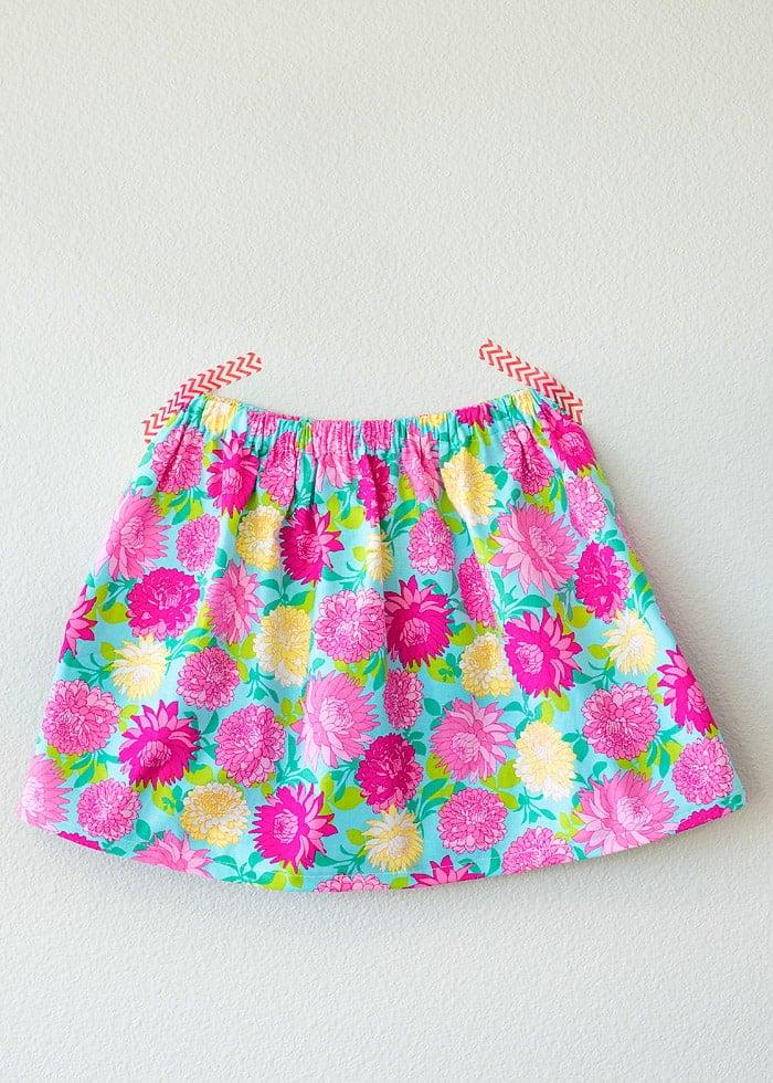 sew a skirt