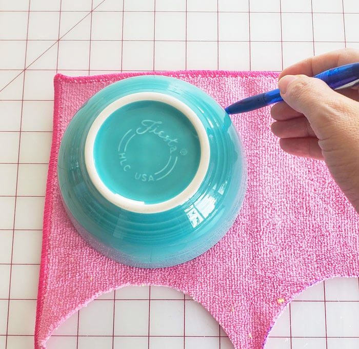 how to make a reusable makeup remover cloth