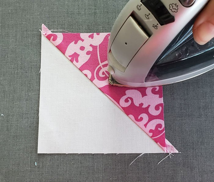 make a herringbone quilt the easy way