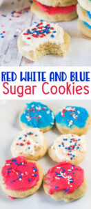 patriotic sugar cookie recipe