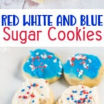 patriotic sugar cookie recipe