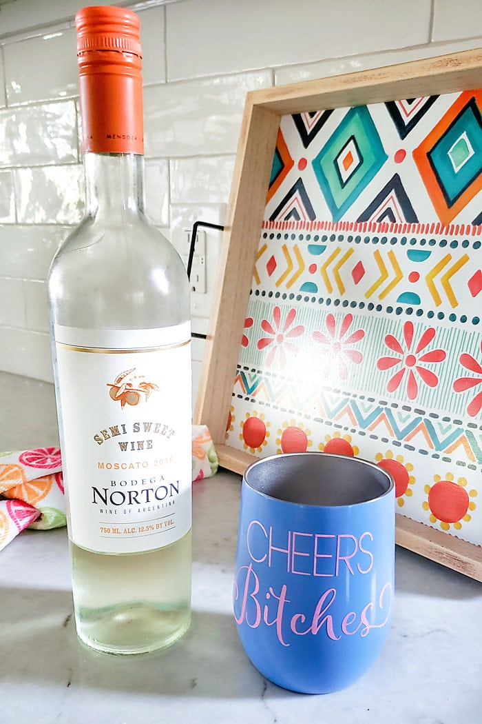 cheers bitches wine saying svg file