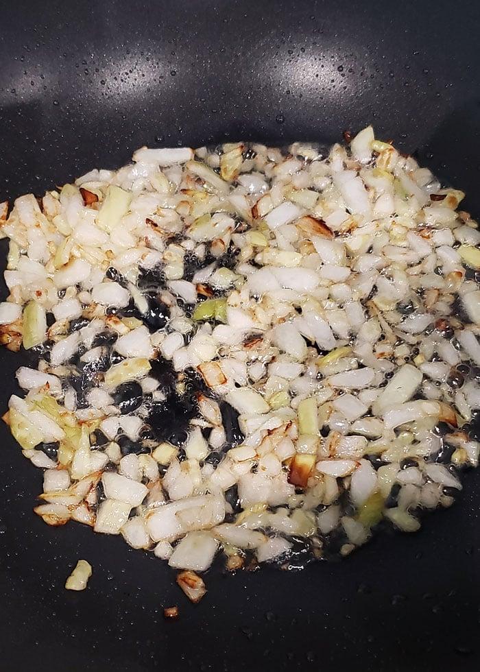 how to make veggie chili