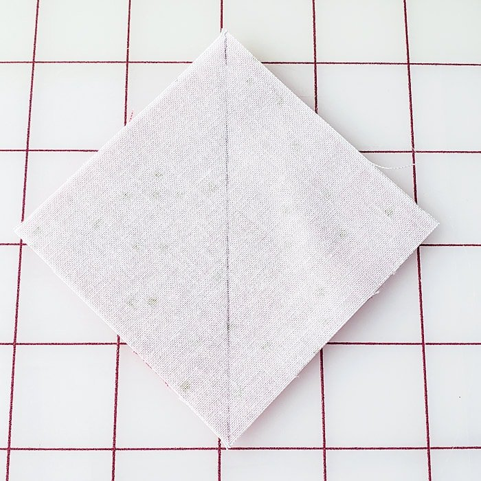 half square triangle shortcut method