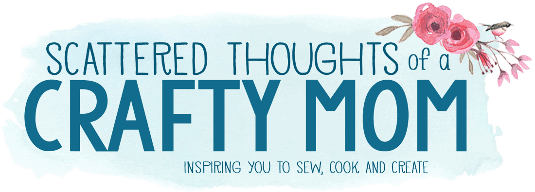 scattered thoughts of a crafty mom logo