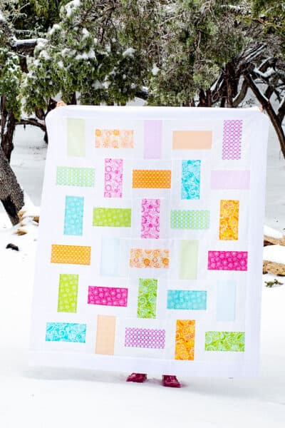 free basket weave quilt pattern