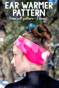 Easy Ear Warmer Pattern