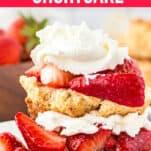 strawberry shortcake with bisquick