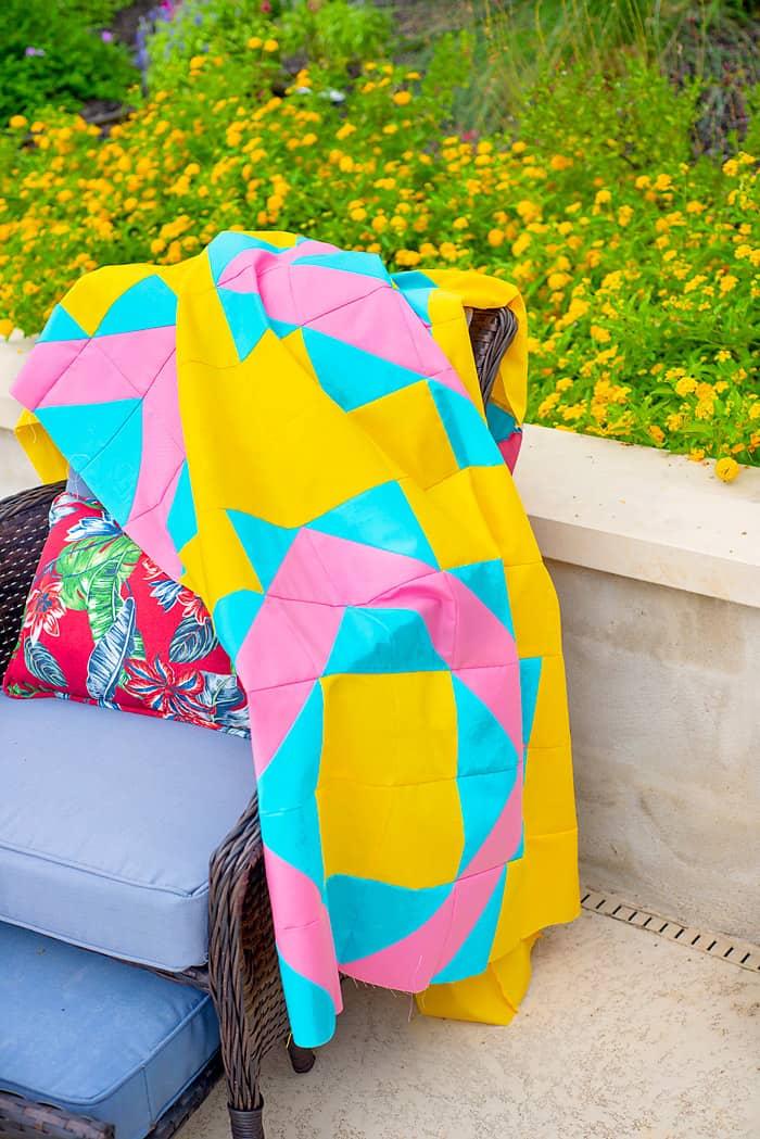 free summer quilt pattern