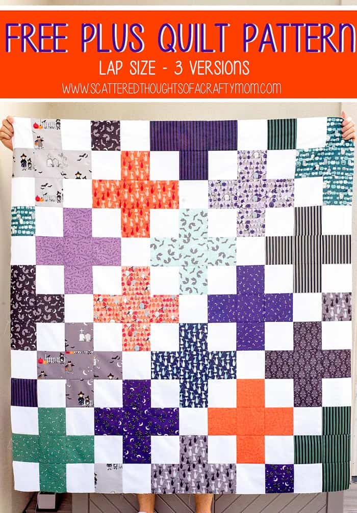 easy plus quilt pattern