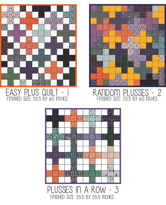 free plus quilt patterns