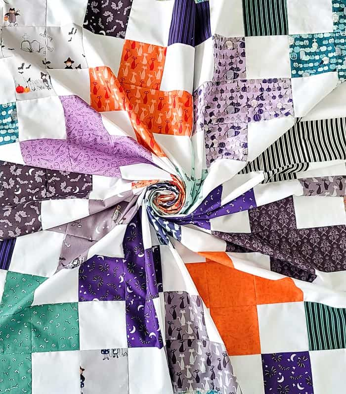 how to sew a plus quilt