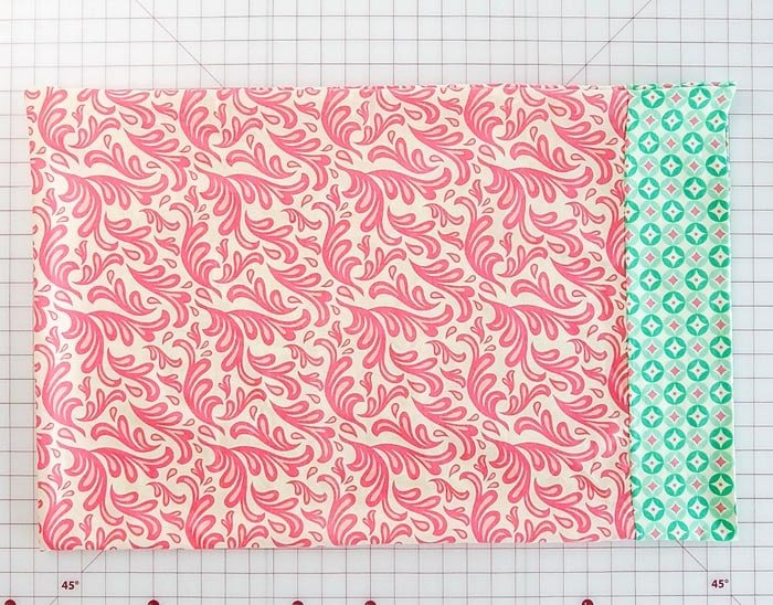 how to sew a pillowcase pattern