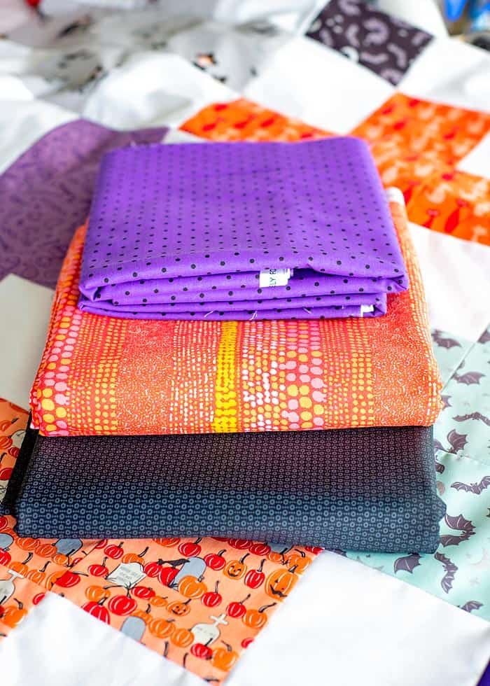 plus quilt backing choice