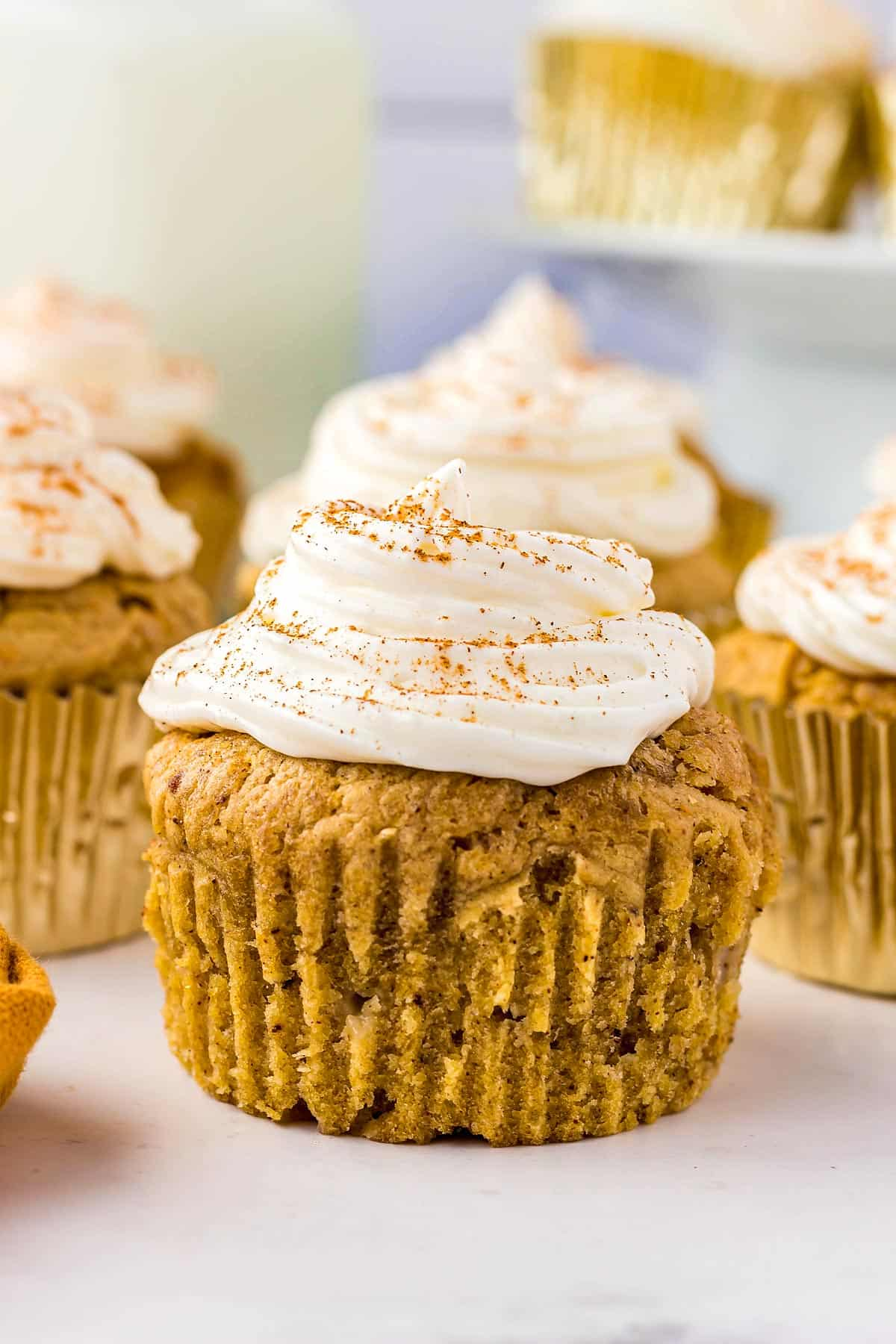 The Best Pumpkin Spice Cupcakes Recipe – Perfect for Fall!