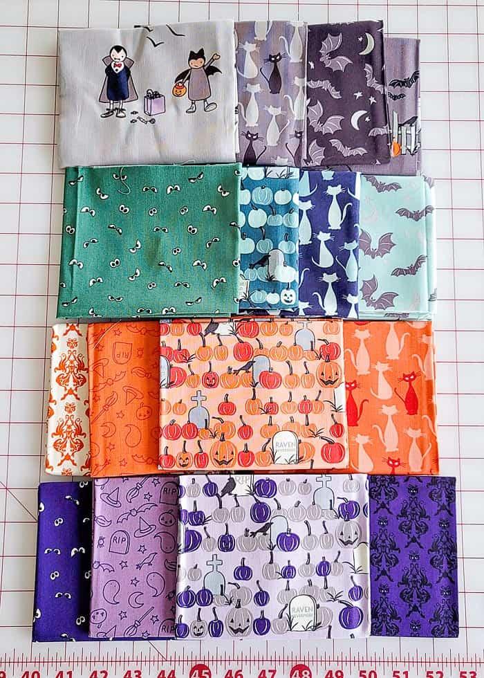 Free Plus quilt pattern - the perfect fat quarter quilt