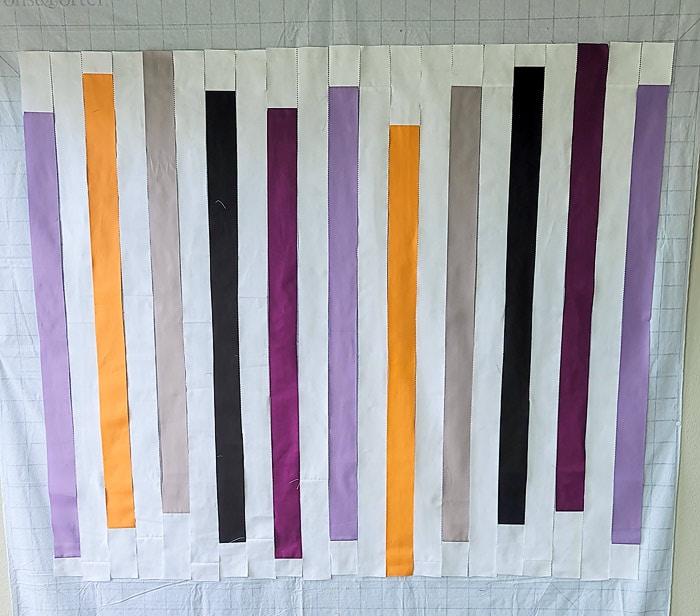 jellyroll strip quilt