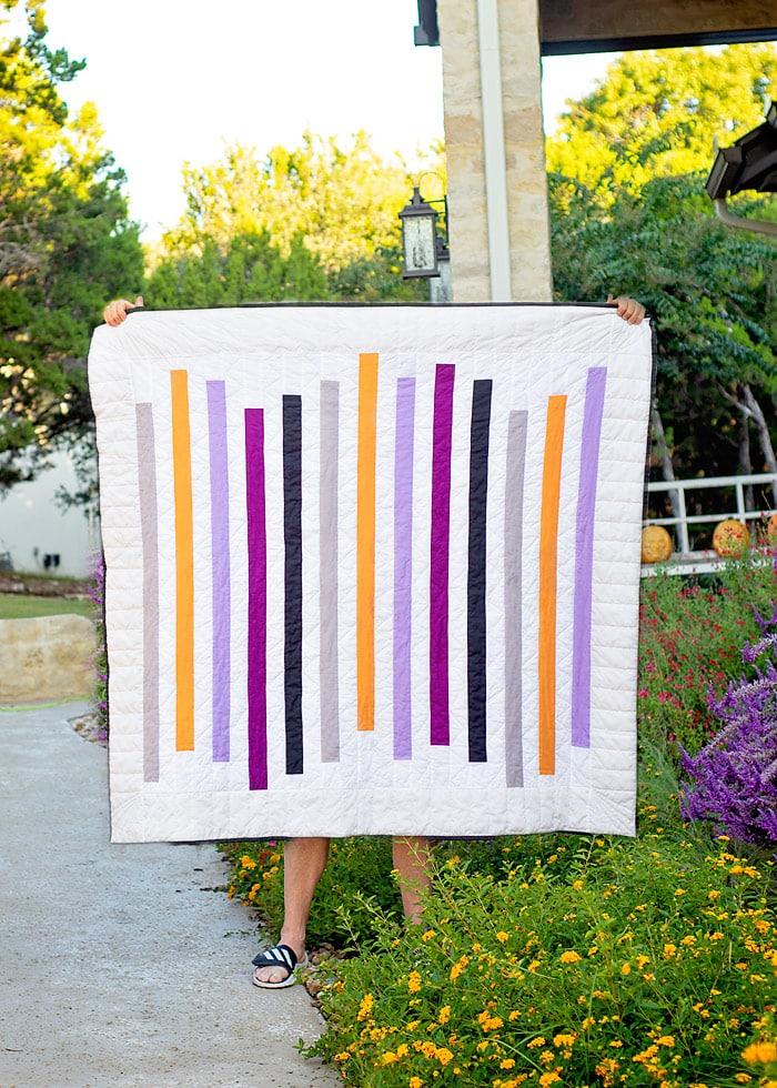 strip quilt pattern